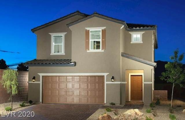 2912 Hyde Manor Lot 34, North Las Vegas, NV 89031 (MLS #2199645) :: Signature Real Estate Group