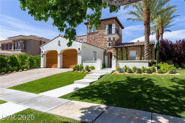 3640 Belvedere Park, Las Vegas, NV 89141 (MLS #2199659) :: Signature Real Estate Group
