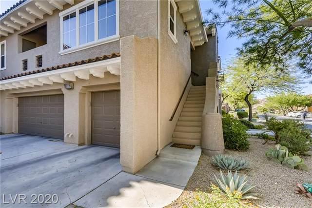 840 Canterra #2040, Las Vegas, NV 89138 (MLS #2199664) :: Signature Real Estate Group