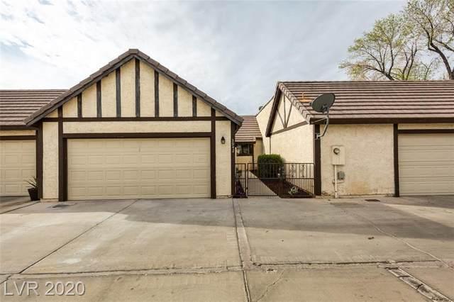 3942 Landsdown, Las Vegas, NV 89121 (MLS #2199701) :: Signature Real Estate Group