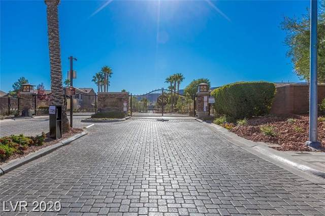 10008 Willowbrook Pond, Las Vegas, NV 89148 (MLS #2199705) :: The Perna Group