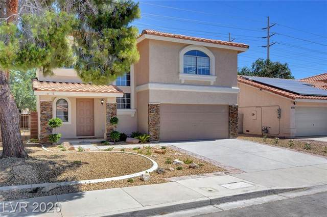 1408 Lodgepole, Henderson, NV 89014 (MLS #2199708) :: The Perna Group