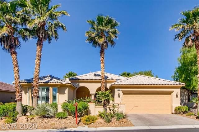 4631 Riva De Romanza, Las Vegas, NV 89135 (MLS #2199715) :: Signature Real Estate Group