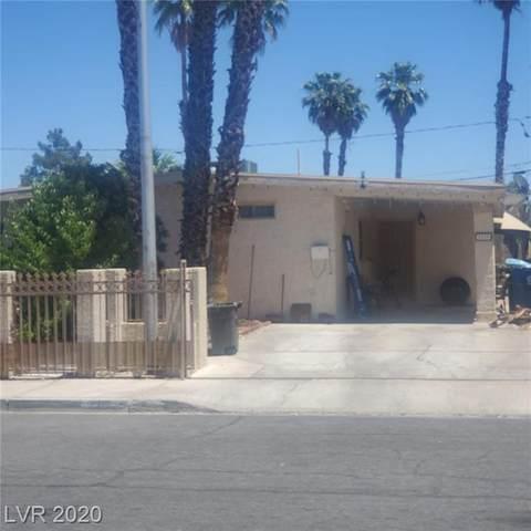2319 Mariposa, Las Vegas, NV 89104 (MLS #2199720) :: Signature Real Estate Group