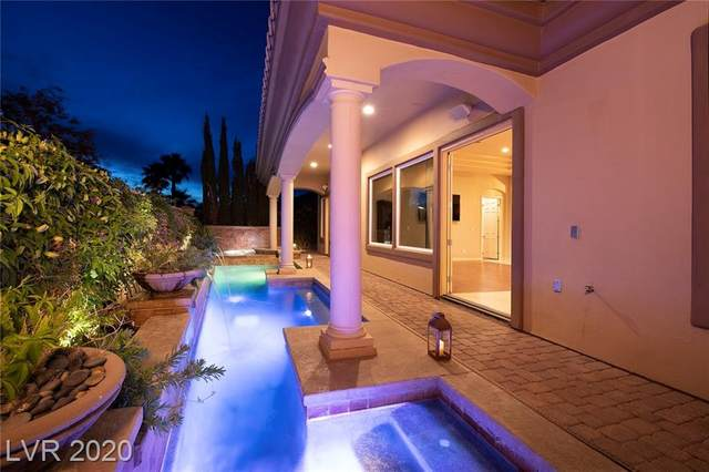 14 Caminito Amore, Henderson, NV 89011 (MLS #2199790) :: Signature Real Estate Group