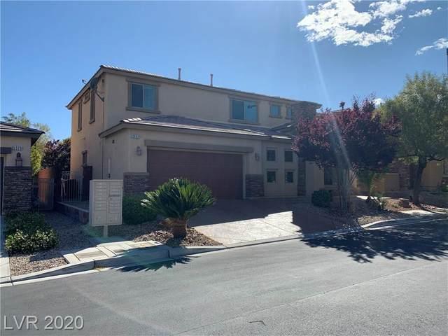5563 Candle Pine, Las Vegas, NV 89135 (MLS #2199803) :: The Perna Group