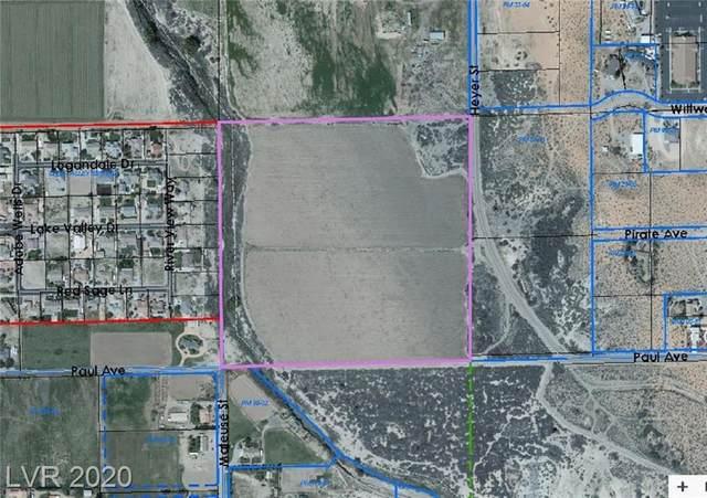 Heyer Street, Logandale, NV 89021 (MLS #2199815) :: Billy OKeefe | Berkshire Hathaway HomeServices