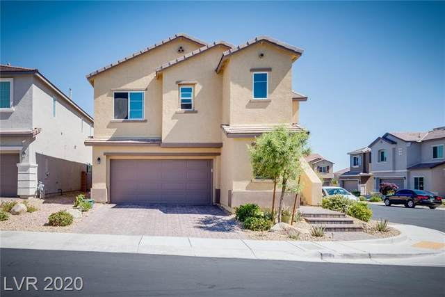 7680 Gallego Plains, Las Vegas, NV 89113 (MLS #2199853) :: Signature Real Estate Group