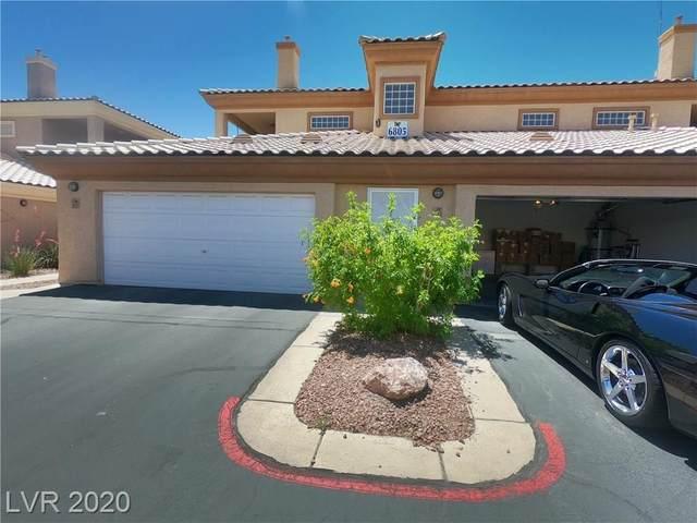 6805 Cobre Azul #202, Las Vegas, NV 89108 (MLS #2199859) :: Helen Riley Group   Simply Vegas