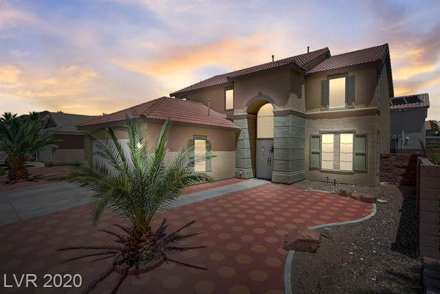 3570 Teton Hills, Las Vegas, NV 89147 (MLS #2199882) :: Signature Real Estate Group