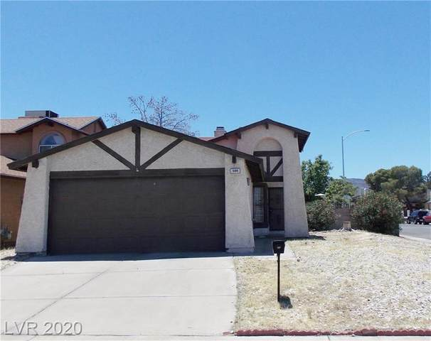 500 Inness, Henderson, NV 89011 (MLS #2199902) :: The Perna Group