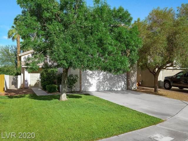 904 Cedar Pines, Henderson, NV 89011 (MLS #2199906) :: The Perna Group