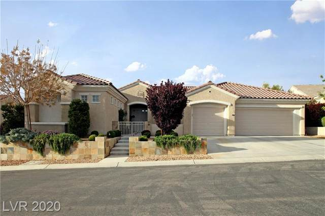 2730 Riceville Drive, Henderson, NV 89052 (MLS #2199918) :: The Perna Group