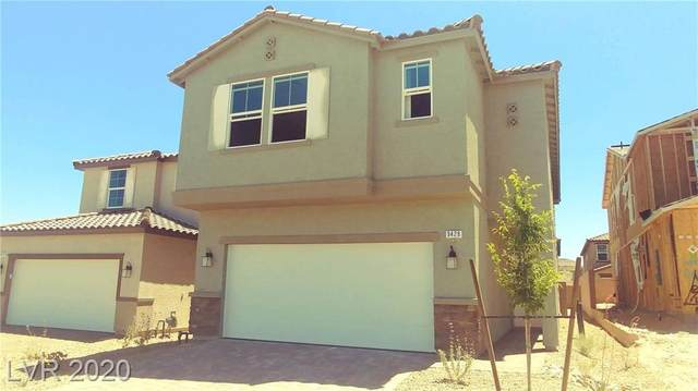 9429 Somerset Cliffs Court, Las Vegas, NV 89178 (MLS #2199921) :: The Perna Group