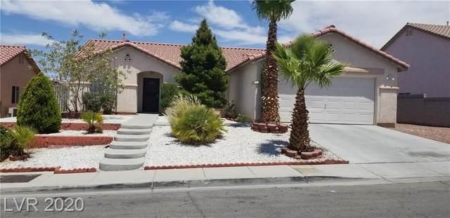 6420 Waterdragon, Las Vegas, NV 89110 (MLS #2199947) :: The Perna Group