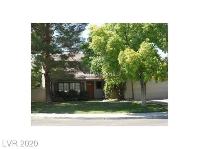 2341 Moorpark, Henderson, NV 89014 (MLS #2199959) :: The Perna Group