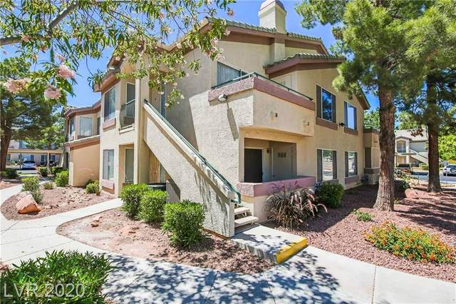 5710 E Tropicana #2008, Las Vegas, NV 89122 (MLS #2199966) :: Hebert Group | Realty One Group