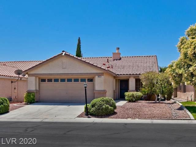 4821 White Aspen Avenue, Las Vegas, NV 89130 (MLS #2199974) :: Vestuto Realty Group