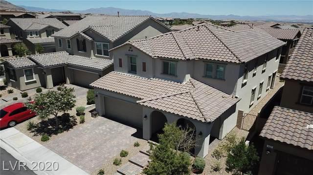 458 Cabral Peak, Las Vegas, NV 89138 (MLS #2199986) :: The Perna Group