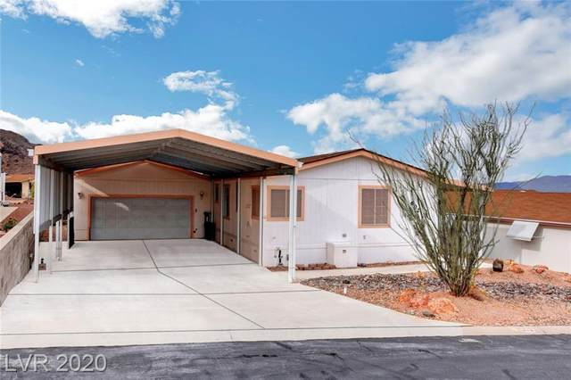 602 Lake Michigan, Boulder City, NV 89005 (MLS #2199990) :: Performance Realty