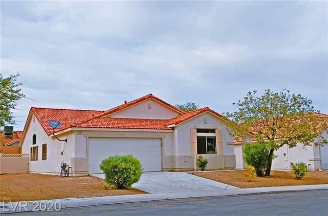 532 Bright Lights Avenue, North Las Vegas, NV 89031 (MLS #2200004) :: Hebert Group | Realty One Group