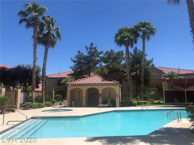 7885 Flamingo #2126, Las Vegas, NV 89147 (MLS #2200009) :: Billy OKeefe | Berkshire Hathaway HomeServices