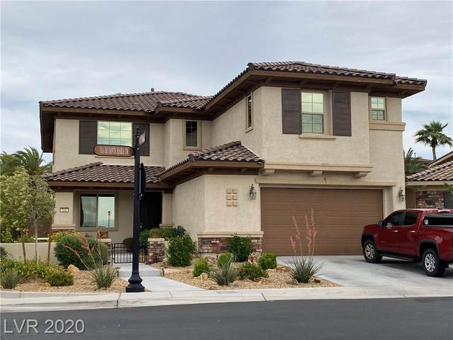 826 Via De Santa Maria, Henderson, NV 89011 (MLS #2200012) :: Signature Real Estate Group
