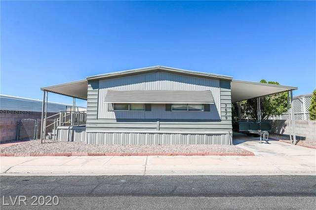 3639 Gulf Shores, Las Vegas, NV 89122 (MLS #2200017) :: The Lindstrom Group
