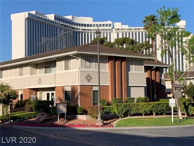 2845 Loveland Drive #3616, Las Vegas, NV 89109 (MLS #2200046) :: Billy OKeefe | Berkshire Hathaway HomeServices