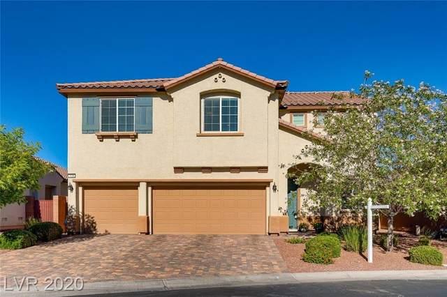 7036 Whitford, Las Vegas, NV 89166 (MLS #2200053) :: Vestuto Realty Group