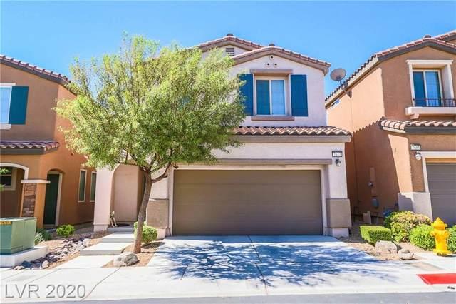 7677 Jasmine Falls, Las Vegas, NV 89179 (MLS #2200059) :: Signature Real Estate Group