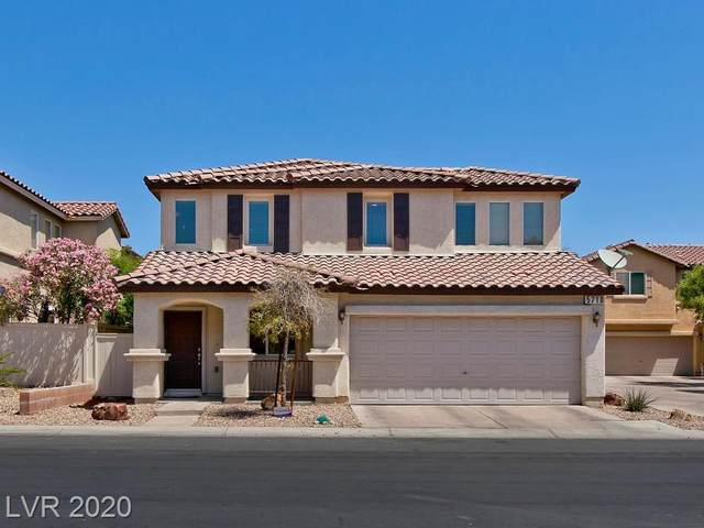 5710 Old Colony Drive, Las Vegas, NV 89139 (MLS #2200090) :: Signature Real Estate Group