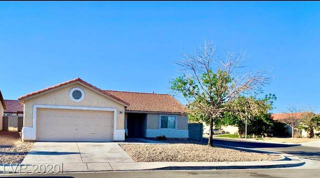 2922 Evening Storm, North Las Vegas, NV 89030 (MLS #2200123) :: Signature Real Estate Group