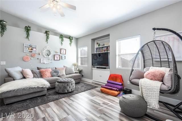 2053 Jasper Bluff #201, Las Vegas, NV 89117 (MLS #2200201) :: Billy OKeefe | Berkshire Hathaway HomeServices