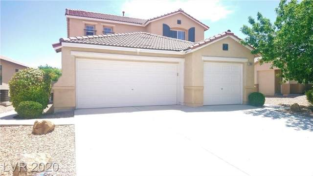 1901 Fighting Falcon Lane, North Las Vegas, NV 89031 (MLS #2200211) :: Signature Real Estate Group
