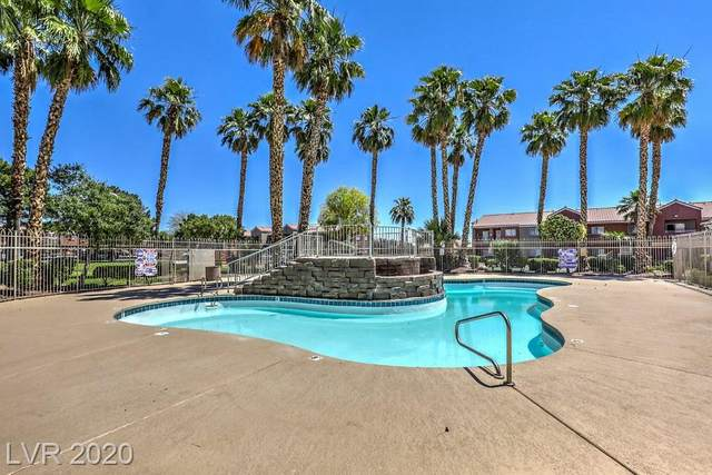 4730 Craig #1193, Las Vegas, NV 89115 (MLS #2200217) :: Billy OKeefe | Berkshire Hathaway HomeServices