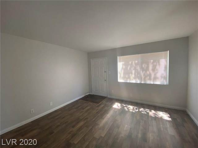 520 S 13th Street D9, Las Vegas, NV 89101 (MLS #2200228) :: The Shear Team