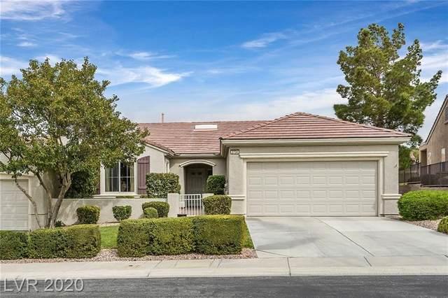 2734 Grand Forks Road, Henderson, NV 89052 (MLS #2200234) :: Signature Real Estate Group