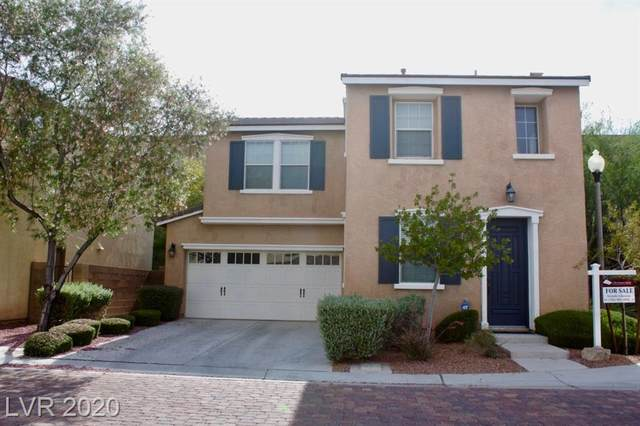 8443 Lower Trailhead, Las Vegas, NV 89113 (MLS #2200287) :: Kypreos Team