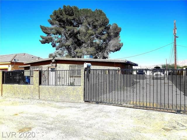 2144 Camel, Las Vegas, NV 89115 (MLS #2200351) :: Signature Real Estate Group