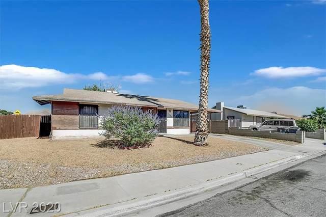 1101 Stoney Beach Street, Las Vegas, NV 89110 (MLS #2200355) :: Signature Real Estate Group