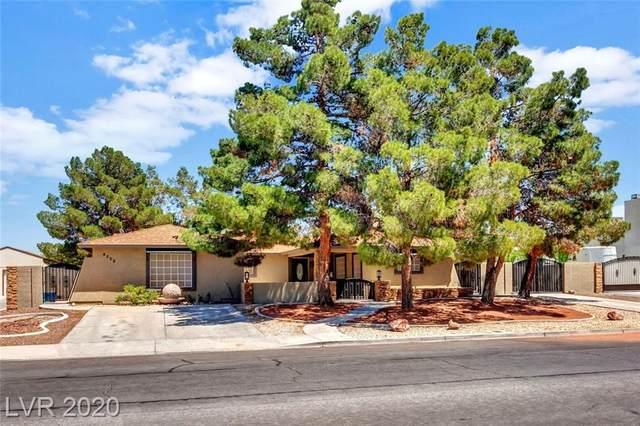 4508 San Mateo, North Las Vegas, NV 89031 (MLS #2200361) :: Vestuto Realty Group