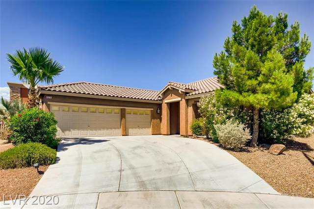 4316 Reno Palm Court, North Las Vegas, NV 89032 (MLS #2200376) :: Signature Real Estate Group