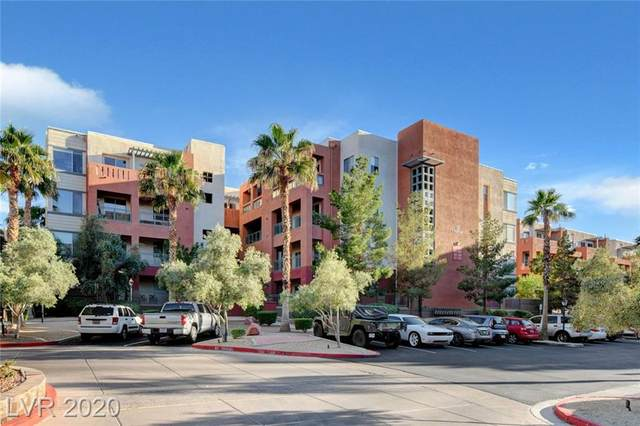 39 Agate Avenue #204, Las Vegas, NV 89123 (MLS #2200379) :: The Shear Team