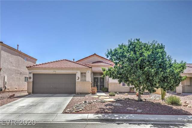 6124 Dogwood Falls Court, North Las Vegas, NV 89031 (MLS #2200380) :: Signature Real Estate Group
