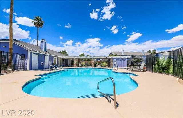 5365 Shake #202, Las Vegas, NV 89122 (MLS #2200399) :: Helen Riley Group | Simply Vegas