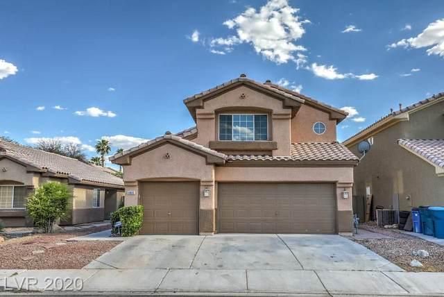 6805 Rancho Santa Fe, Las Vegas, NV 89130 (MLS #2200419) :: Vestuto Realty Group