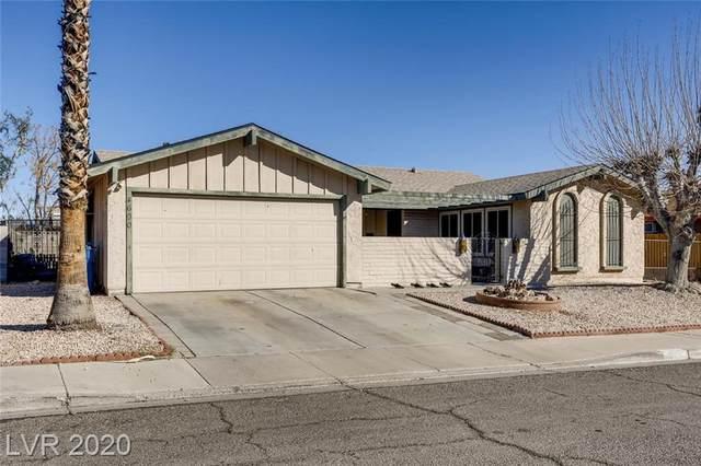 4690 La Fonda Drive, Las Vegas, NV 89121 (MLS #2200424) :: Hebert Group   Realty One Group