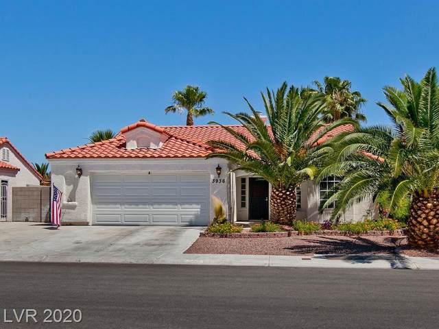 3936 Linniki, North Las Vegas, NV 89032 (MLS #2200430) :: Vestuto Realty Group