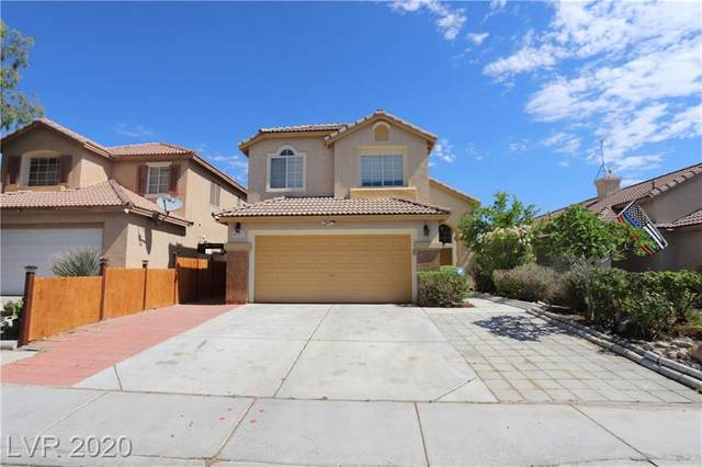 8292 Fame, Las Vegas, NV 89147 (MLS #2200437) :: Signature Real Estate Group